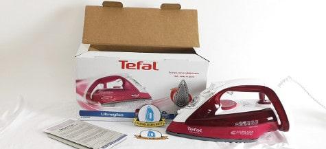 Tefal FV4920 ausgepackt.